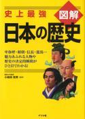 史上最強図解 日本の歴史の表紙