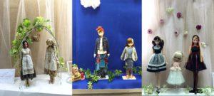 オカダヤ新宿本店にて、『DOLL'S CLOSET』を先行発売!