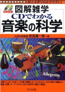 CDでわかる 音楽の科学の表紙