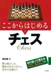 ここからはじめるチェスの表紙