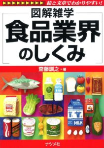 食品業界のしくみの表紙