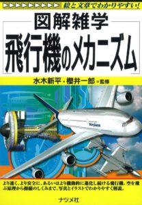 飛行機のメカニズムの表紙