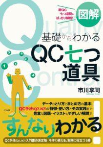 図解 基礎からわかるQC七つ道具の表紙