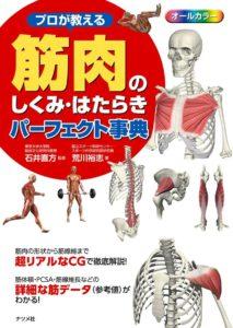 プロが教える 筋肉のしくみ・はたらきパーフェクト事典の表紙