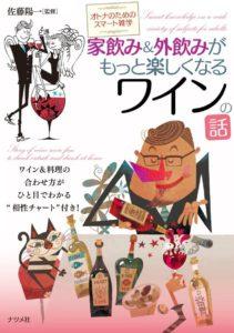 家飲み&外飲みがもっと楽しくなるワインの話の表紙