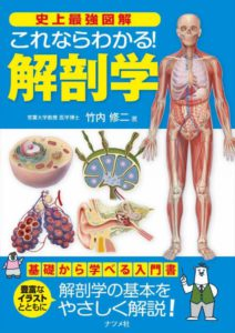 史上最強図解 これならわかる!解剖学の表紙