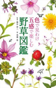 色で見わけ五感で楽しむ野草図鑑の表紙