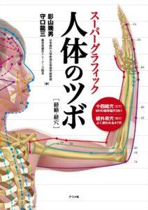 スーパーグラフィック 人体のツボ[経絡・経穴]の表紙