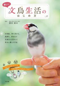 楽しい文鳥生活のはじめ方の表紙
