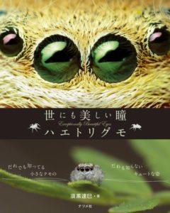世にも美しい瞳 ハエトリグモの表紙