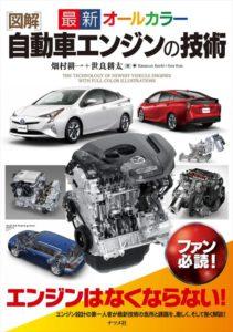 図解 自動車エンジンの技術の表紙